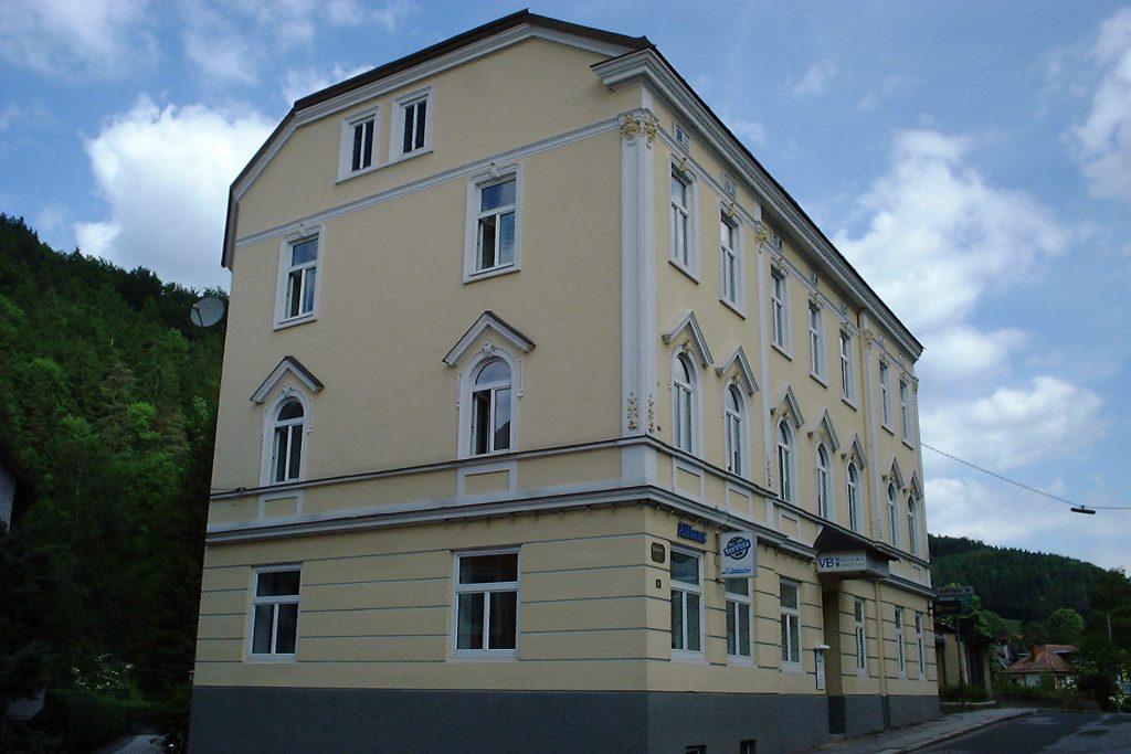 "Umzug ins Büro ""Waidhofnerstraße 1"""