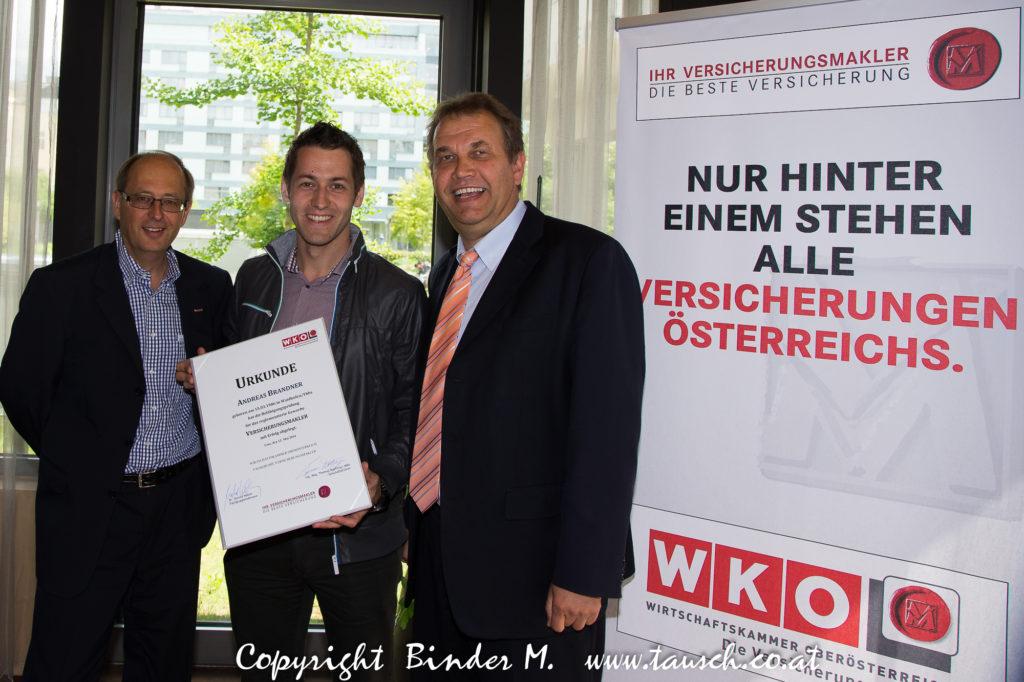 Gründung Brandner GmbH